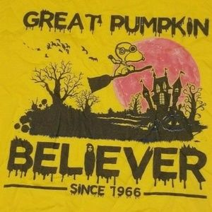 Other - Snoopy Great Pumpkin Believer Since 1966 3xl tshir